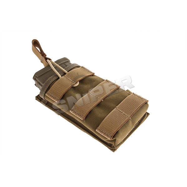 EV Universal Single Mag Pouch, Coyote Brown