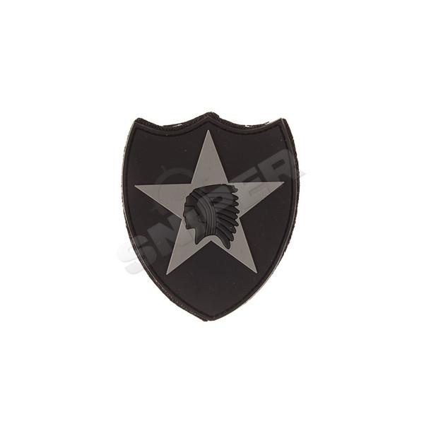 2nd Infantry PVC Patch