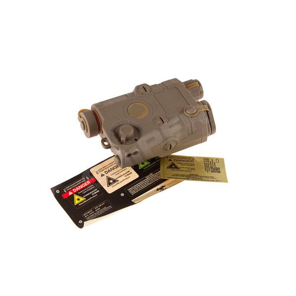AN/PEQ 15 Battery Case TAN