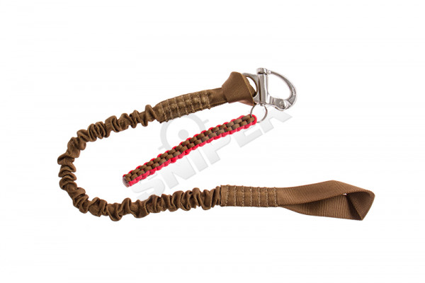 Safety Lanyard, Coyote Brown