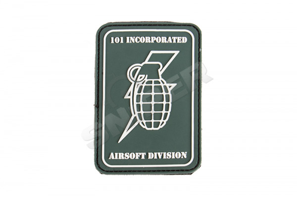 Rubber Patch 101 Inc. Airsoft Division, Grau