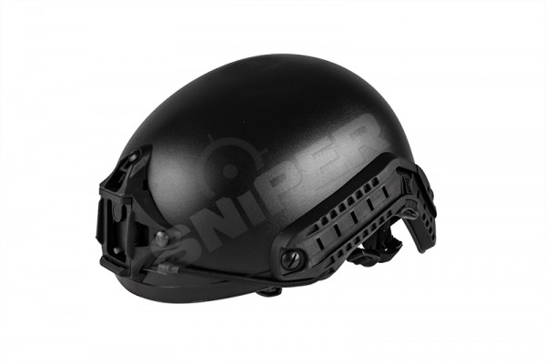 Maritime High Cut XP Helmet,Black,L/XL (TB960-BK)