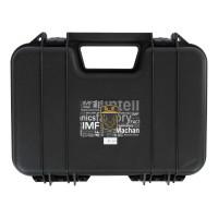 Universal Pistol Case Polymer 31cm, Black