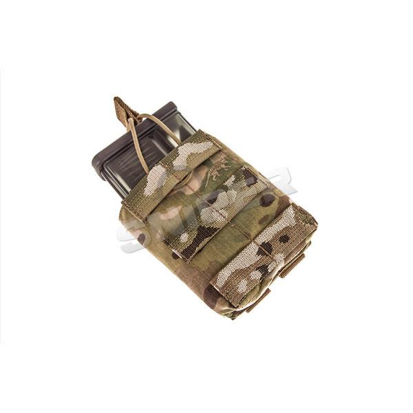 TT SGL Mag Pouch BEL HK 417, Multicam
