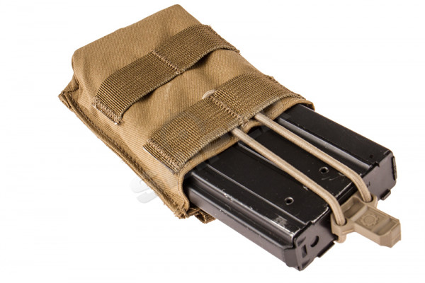 Modular M4 Mag Pouch, Coyote Brown
