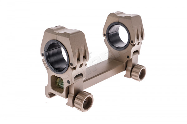 25mm/30mm M10 Wasserwaage Scope Mount, Tan