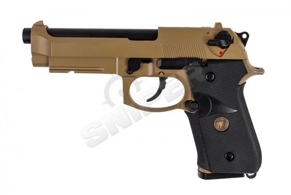 USMC M9A1 Desert, GBB
