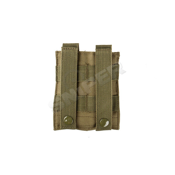 Double Pistol Mag Pouch OD Green