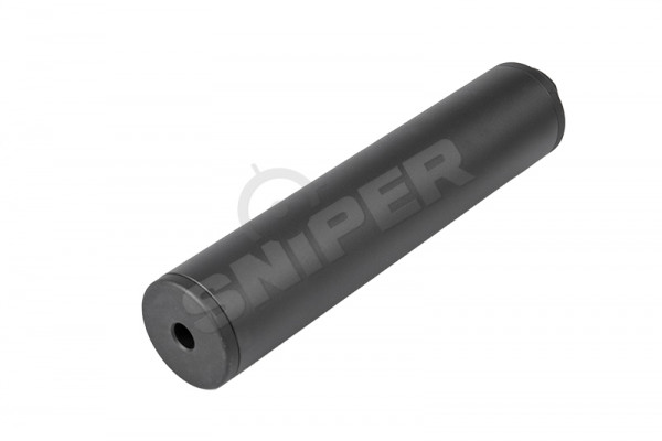 Octane-I F Silencer, Black