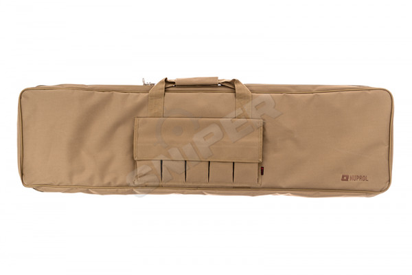 115cm Single Rifle Soft Bag, Tan