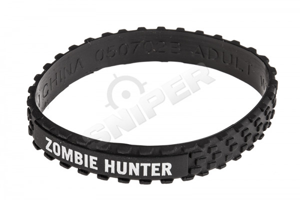 Zombie Hunter Armband, Black