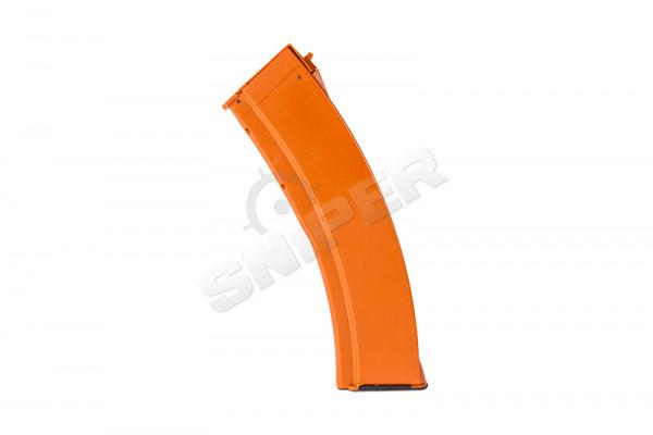 RPK74 Kunststoff Hi Cap Magazin, Orange