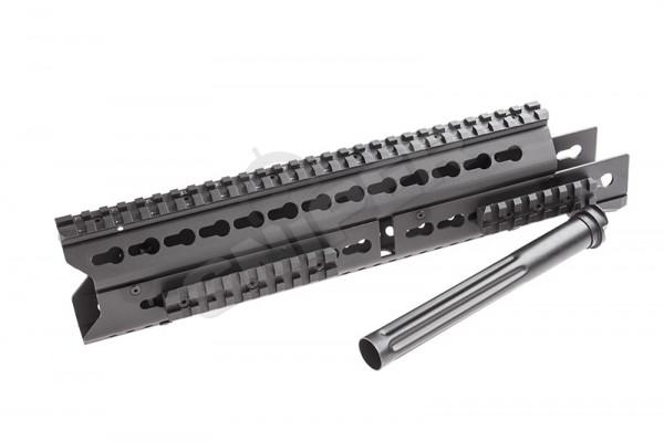 """13,5"""" AK Keymod Rail Handguard (PK-297)"""