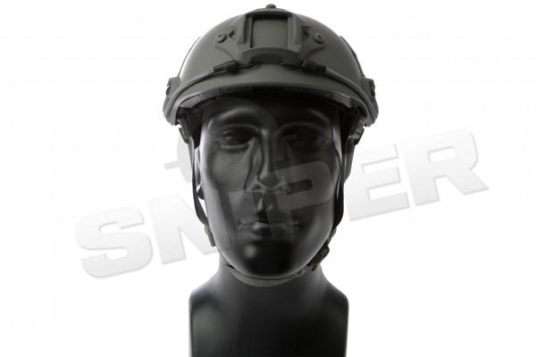 Fast Helm, Foliage Green