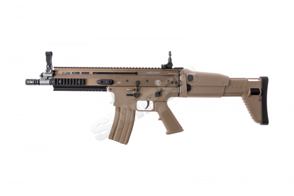 FN SCAR-L CQC GBB, FDE
