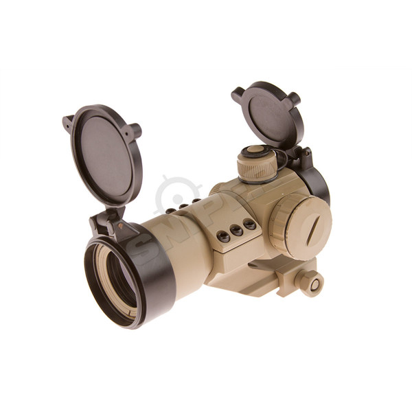 35mm Red/Green/Blue Dot Sight, Tan