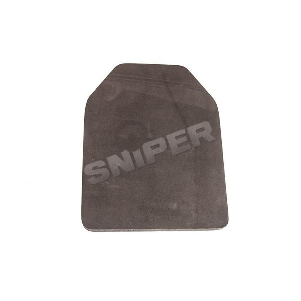 EVA Soft Armor Plate Black, 1 Stück