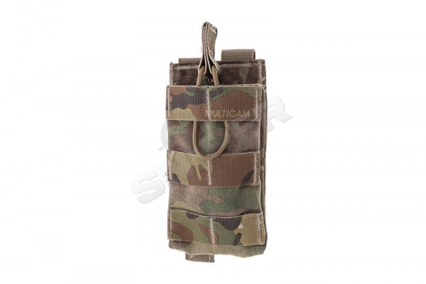 Single M4 Fast Mag Pouch SR, Multicam