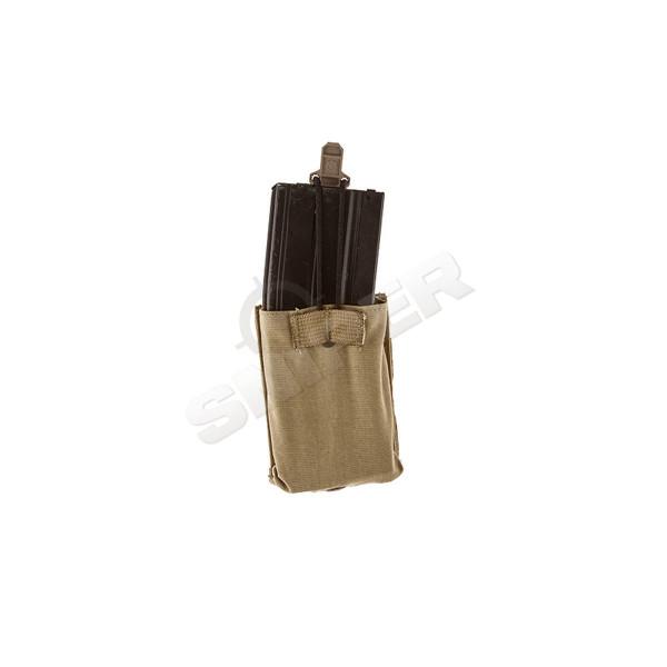 Single M4 Speed Draw Pouch, Tan