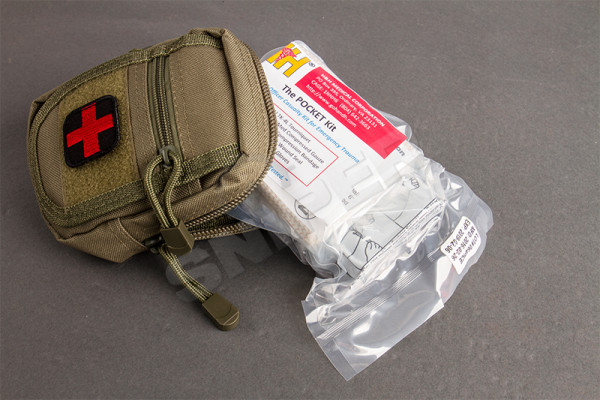 Compact Medical Kit, OD