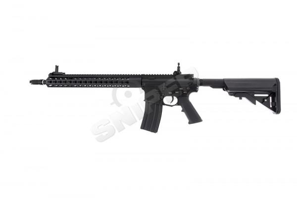 "M4 URX4 Keymod 14,5"" Mosfet (S)AEG, Black"