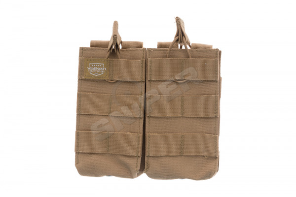M4/M16 Double Mag Pouch, Tan