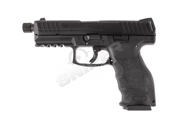 Heckler und Koch VP9 Tactical, GBB, Black