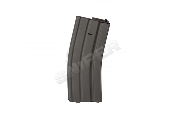 M4 Metall Low Cap Magazin, Black