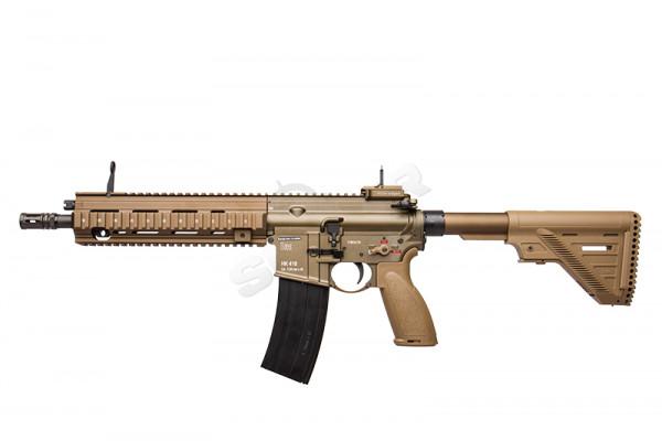 H&K HK416A5 GBB, RAL8000