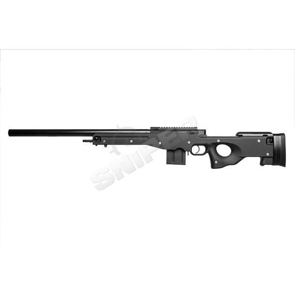 L96 AWS Spring Sniper Black