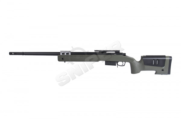M40A5 USMC Spring Sniper Rifle, OD Green
