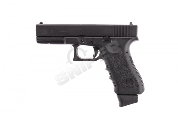 Glock17 Gen.3, Deluxe Black CO2, GBB