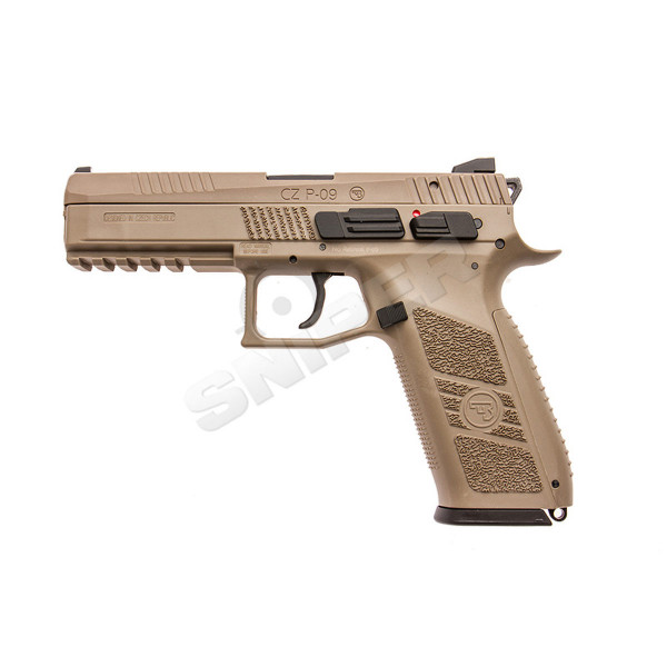 CZ P-09 Polymer Version FDE, GBB