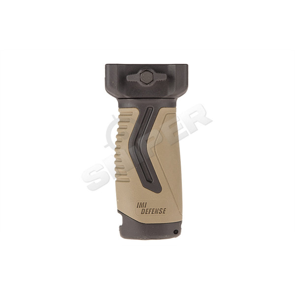 Overmolded Vertical Grip, Tan