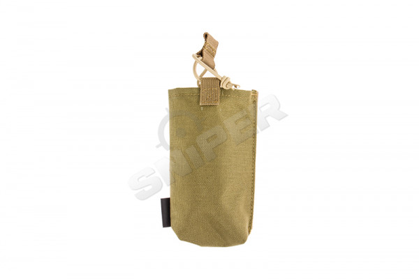 Swift Radio Pouch, Khaki/Tan