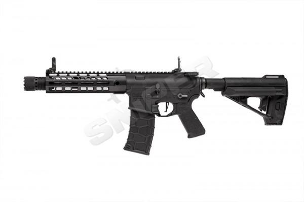 M4 Avalon Saber CQB Sniper Deluxe (S)AEG, Black