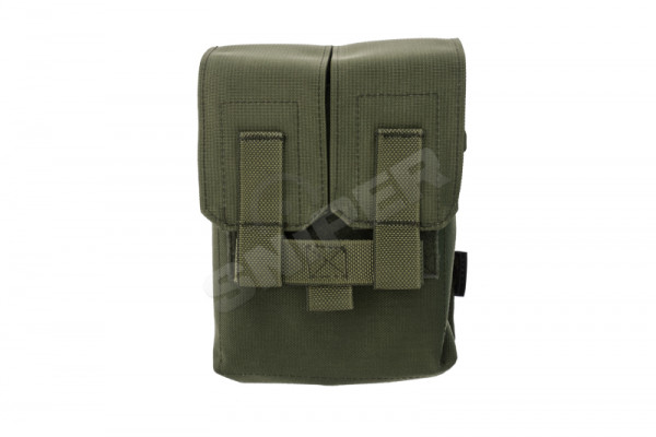 M249 200 Rds Ammo Pouch, OD