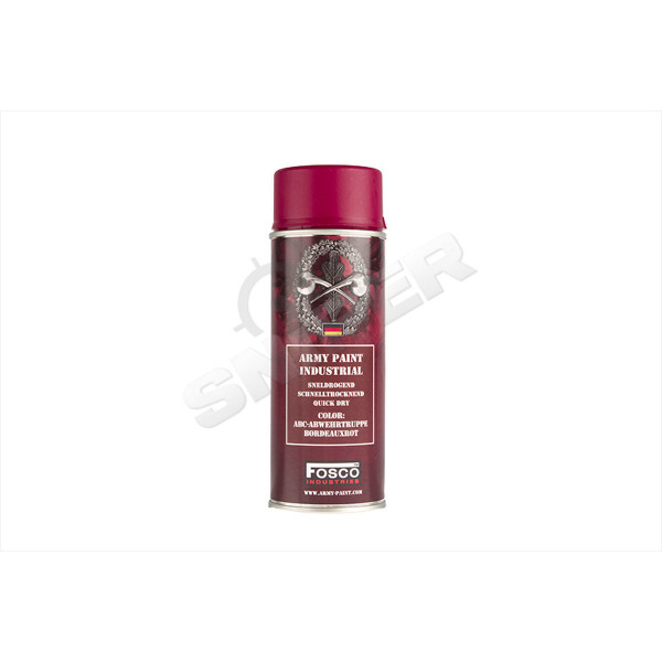 Sprühfarbe 400ml, Bordeaux Rot