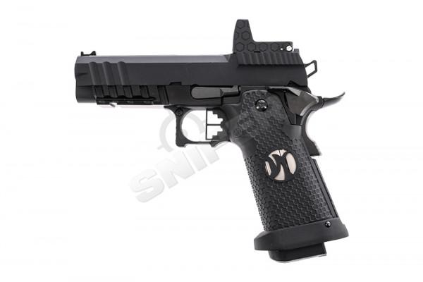 HX2602 with RMR Sight, black GBB
