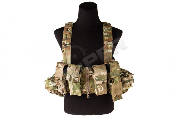 Lock and Load Chest Rig, Multicam
