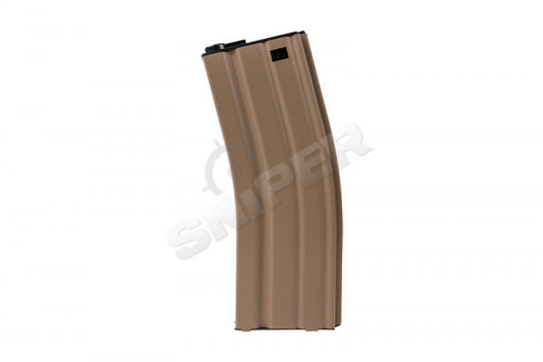 M4 Metal Mid Cap Magazin, Tan