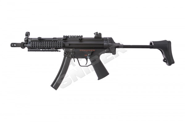 SWAT A3 Tactical TBS Mosfet Black, (S)AEG