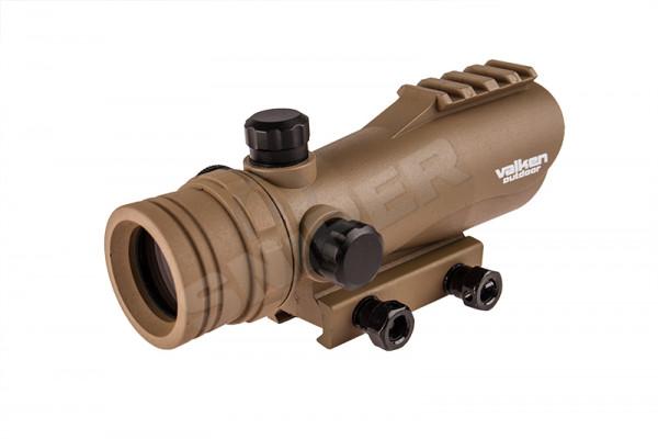 V-Tactical Red Dot Sight RDA30, Tan
