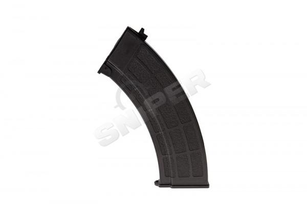 Tactical AK Hi Cap Magazin, Black