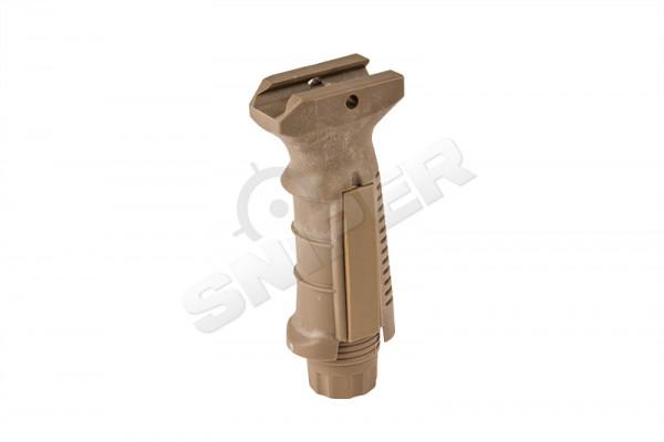 Pressure Pad Vertical Grip, Tan