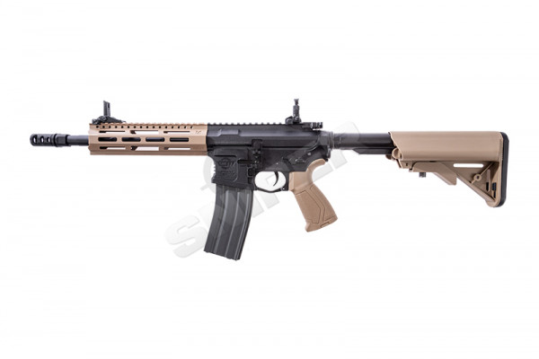 CM16 Raider 2.0 Tan, <0,5Joule AEG