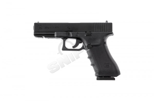 Glock 22 Gen. 4 Black CO2, NBB