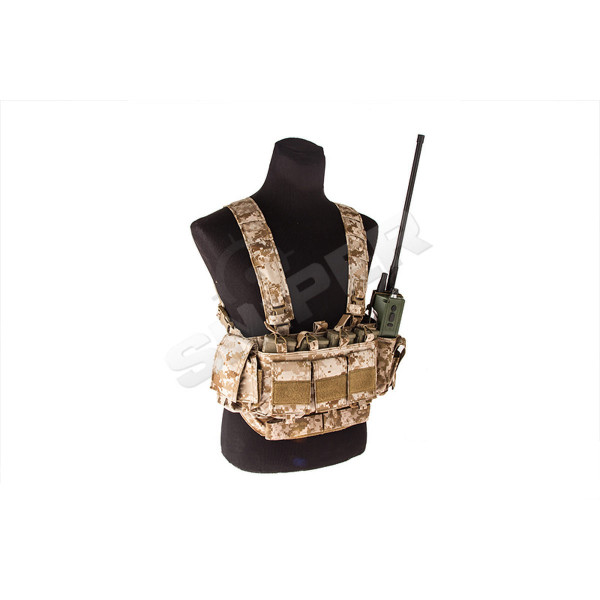LE Active Shooter Vest, Desert Digital