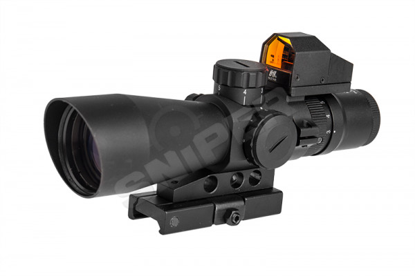 Mark3 3-9X42 Scope V2, mit Micro Red Dot