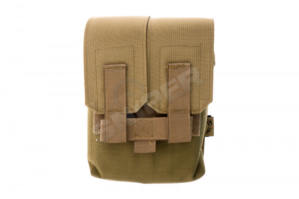 M249 200 Rds Ammo Pouch, Khaki